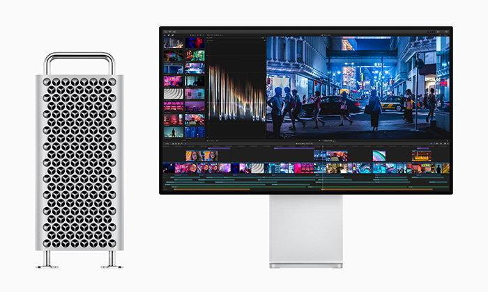 MacProและจอภาพPro Display XDRพร้อมจำหน่ายในบางประเทศ10ธันวาคม