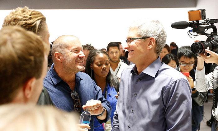 JonathanIveมือหนึ่งเรื่องการออกแบบของAppleลาออกจากบริษัทอย่างเป็นทางการ