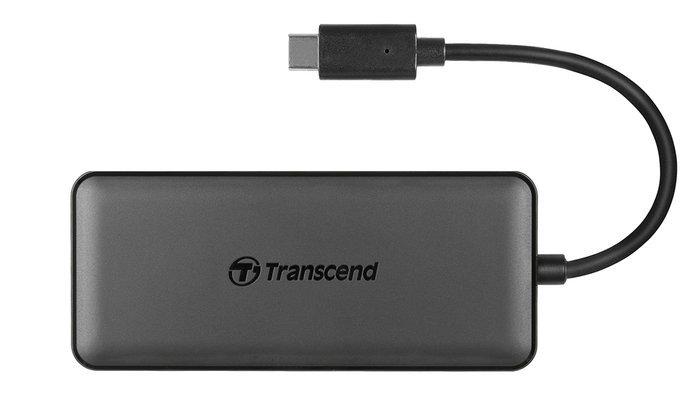 ทรานส์เซนต์ เผยโฉม USB 3.1 Gen 2 Type-C Hub พร้อมจ่ายไฟได้สูงสุด 60W