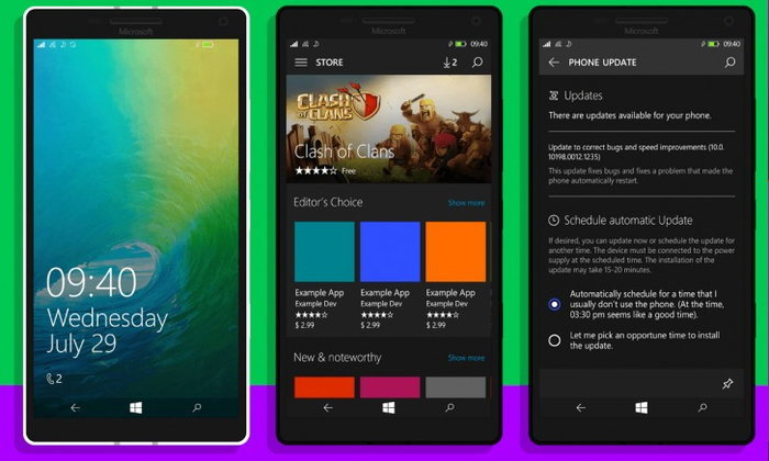 ลาก่อน! Microsoft ประกาศยุติการอัปเดต Windows 10 Mobile แล้ว
