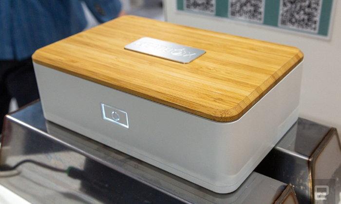 "CES 2020 : พบกับ Heatbox กล่องอาหารกลางวันที่ใช้ ""ไอน้ำอุ่นอาหาร"" ให้พร้อมทานได้ทุกที่"
