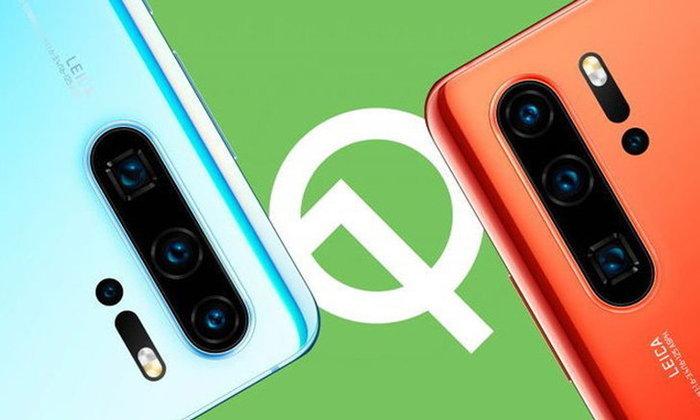 Huaweiประกาศมือถือกลุ่มแรกที่จะได้อัปเดตเป็นAndroid 10ในช่วงเดือนมกราคม2020