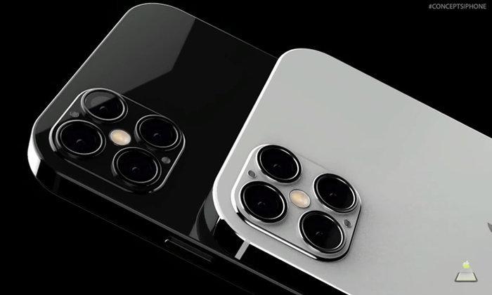 เผยภาพคอนเซ็ป iPhone 12 และ iPhone SE 2 รุ่นประหยัด จะไม่มีรอยบากอีกต่อไป [คลิป]