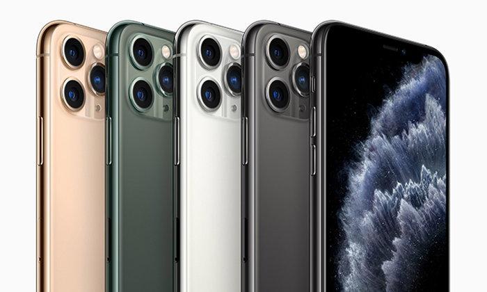 เปิดคะแนนกล้องหน้าของiPhone 11 Pro Maxที่พัฒนาดีกว่ารุ่นก่อนจนได้คะแนน91คะแนน