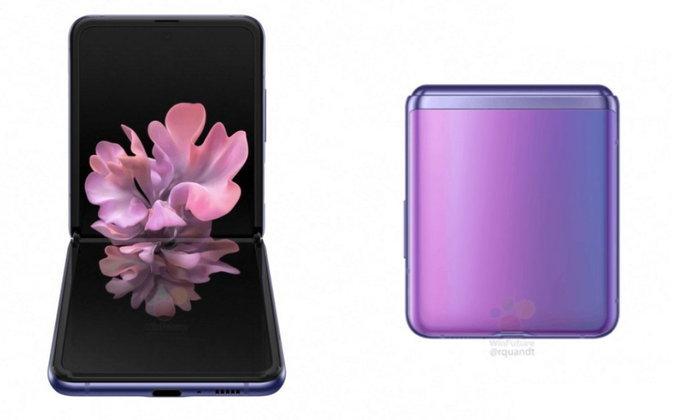 Samsung Galaxy Z Flipมือถือพร้อมหน้าจอพับได้จะไม่มีเทคโนโลยี5G