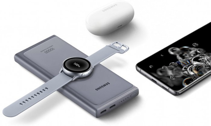 Samsungเปิดตัวอุปกรณ์เสริมเพื่อการชาร์จไฟรองรับกำลังสูงสุด45W