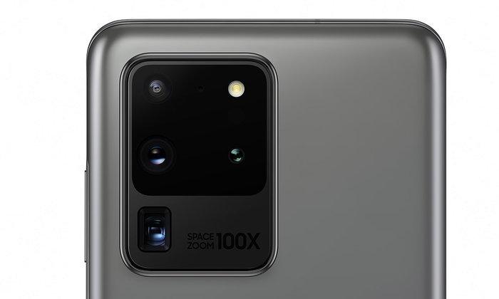 Samsungออกมายอมรับว่ากล้องของGalaxy S20 Ultraยังดีไม่พอ
