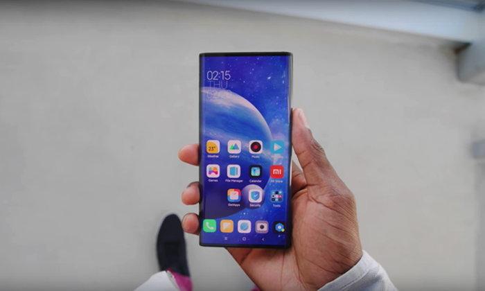 ชมคลิป Hands-On แรก Xiaomi Mi MIX Alpha สุดยอดมือถือจอไร้ขอบ จอรอบตัวเครื่อง