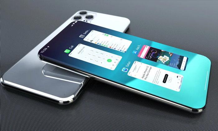 เรียกน้ำย่อยเบาๆ ด้วยภาพคอนเซ็ปต์ iPhone 12 Pro Max ชุดล่าสุด