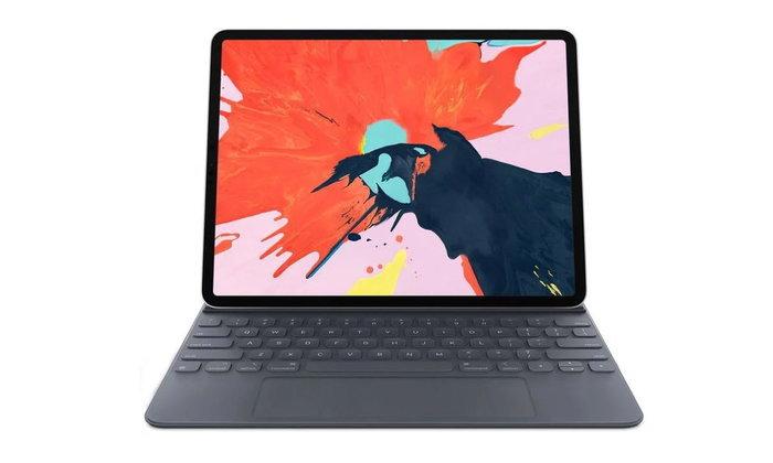 หลุดภาพSmart KeyboardมีTouchpadของiPad Proคาดว่าเปิดตัวสิ้นเดือนมีนาคม2020