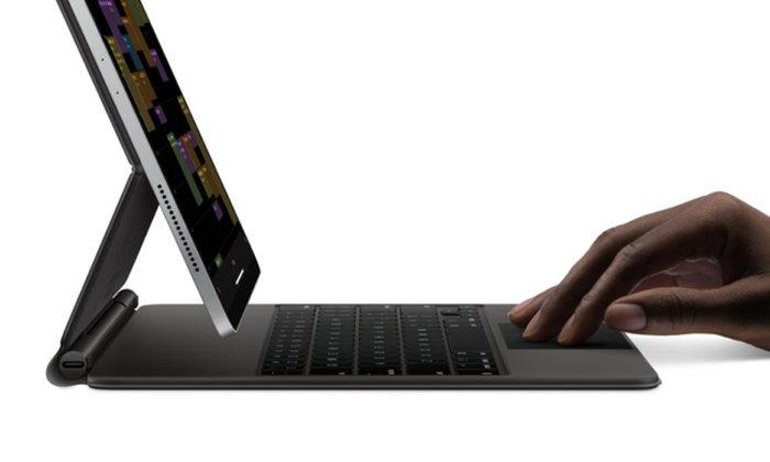 USB-C บน Magic Keyboard ราคาเหยียบหมื่นของ iPad Pro ใช้ได้แค่ชาร์จอย่างเดียวนะ