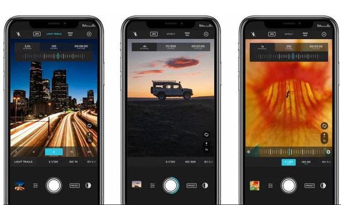 Moment Pro Camera for iOSเพิ่มฟีเจอร์Time Lapse Modeใหม่ให้น่าใช้ขึ้น