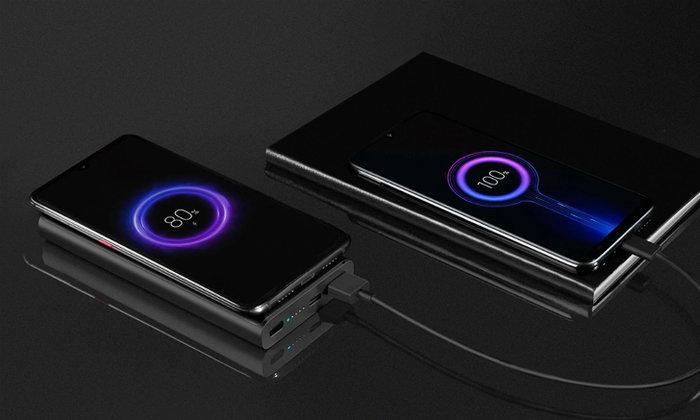 มาแล้ว Xiaomi Mi Wireless Power Bank 10000mAh ชาร์จไร้สายกำลังไฟ 10W ราคาพันนิดๆ
