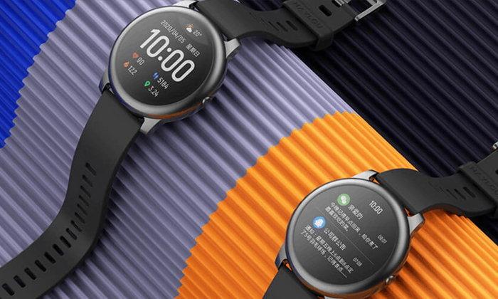 Xiaomi เปิดตัวนาฬิกาอัจฉริยะ Haylou Solar ฟีเจอร์ครบครัน ใช้งานได้นาน 30 วัน ราคาไม่ถึง 700 บาท!