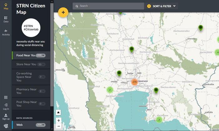 ทำความรู้จัก satarana.Ushahidi.io/views/map แพลตฟอร์มออนไลน์ ที่ทำให้เรารู้ว่าคนไทยไม่ทิ้งกันยามยาก