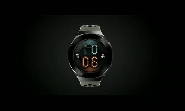 Huawei Watch GT 2eเผยโฉมแล้วSmart Watchที่ใช้งานได้นานถึง2สัปดาห์ในราคา4,990บาท