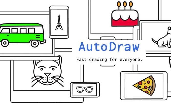 เปลี่ยนภาพร่างของคุณเป็น เป็นไอคอนสุดเพอร์เฟคด้วย Google AutoDraw