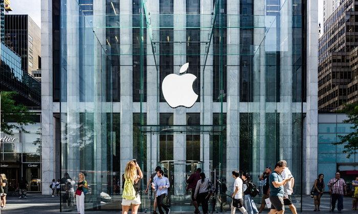 Apple รายงานผลประกอบการไตรมาสที่สอง รายได้รวมเติบโต 13.3 พันล้านเหรียญ