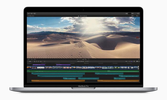 MacBook Pro 13นิ้วรุ่นใหม่เปิดตัวอย่างเป็นทางการพร้อมIntelGen 10และMagic Keyboardแยกปุ่มESC
