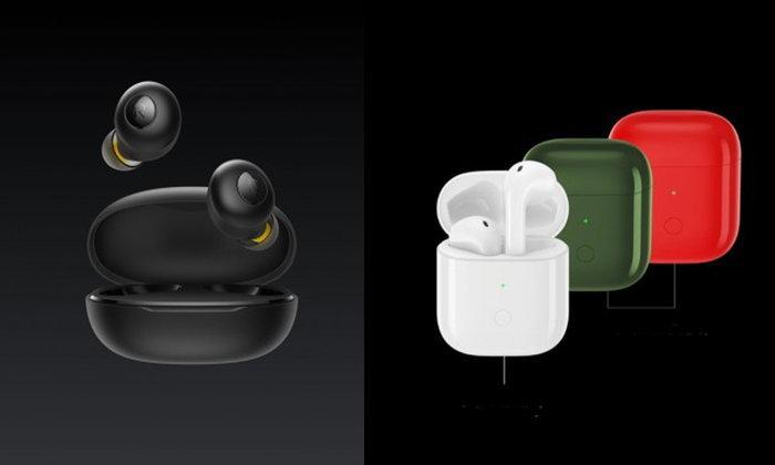 เรียลมีเปิดตัวหูฟัง2รุ่นใหม่buds Qและbuds Air Neoราคาไม่แรง