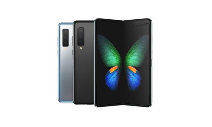 ลือ SamsungGalaxy Fold Liteมือถือพับได้ราคาประหยัดที่35,990บาท