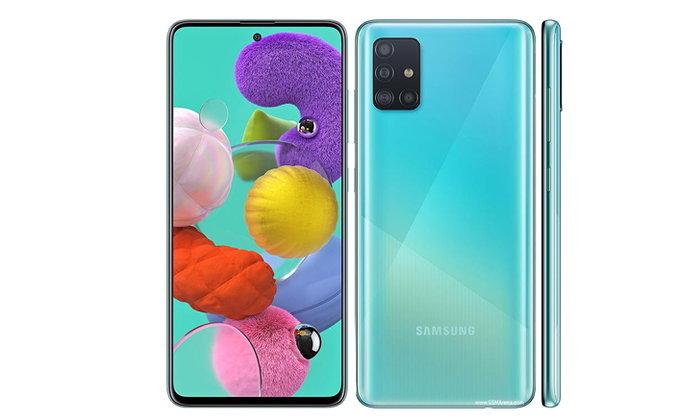 Samsung Galaxy A51 ขึ้นแท่นสมาร์ตโฟน Android ขายดีที่สุดในไตรมาส 1 ปี 2020