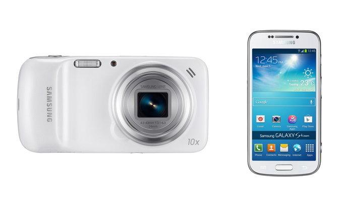ย้อนวันวานกับSamsungGalaxyS4Zoomมือถือประกบกล้องซูมได้10เท่าแบบชัดแท้ๆ