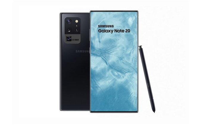 หลุดสเปกSamsung Galaxy Note20+ได้แบตเตอรี่ใหญ่ขึ้นพร้อมกล้อง108ล้านพิกเซลตัวใหม่