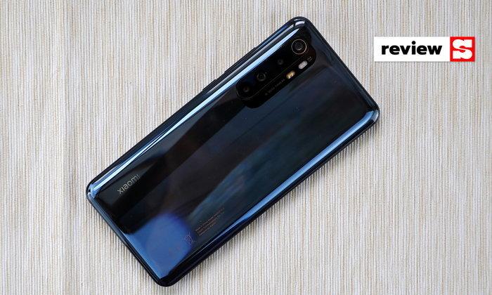 [Review] Xiaomi Mi Note 10 Liteรุ่นเล็กตัวใหม่แต่สเปกไม่เล็กนะครับ