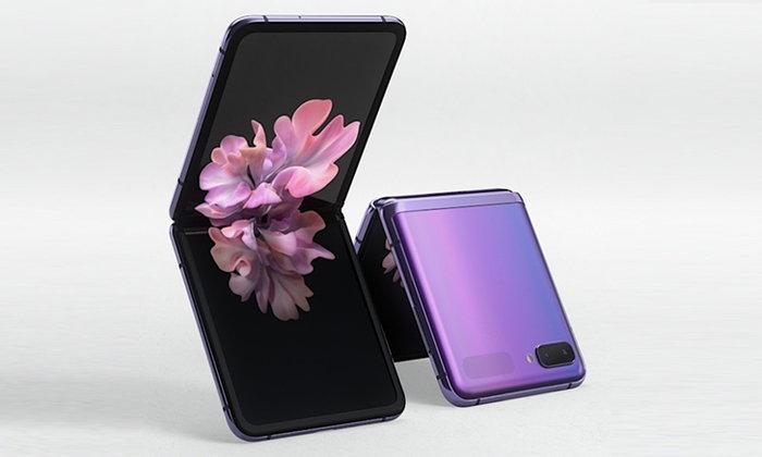 """วงในชี้! Samsung เตรียมเปิดตัว """"Galaxy Z Flip 5G"""" ในวันที่ 5 ส.ค. นี้ พร้อมกับ Galaxy Note 20"""