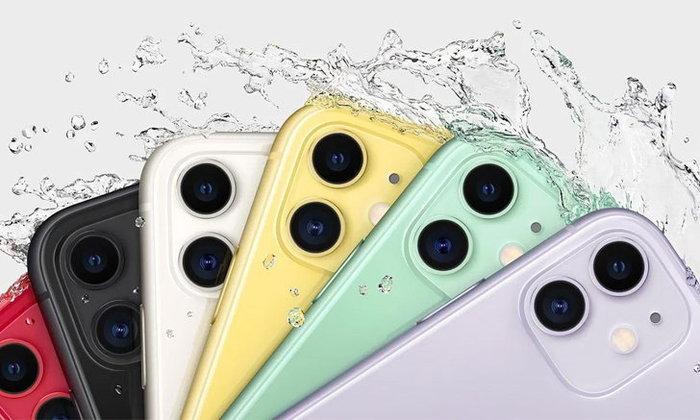 iPhone11ขึ้นแท่นมือถือขายดีแซงหน้าiPhone XRได้สำเร็จในไตรมาสแรกของปี2020