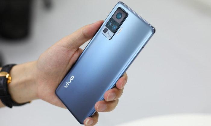 ชมภาพจริงของvivo X50 Seriesก้อนเปิดตัวกับมือถือที่มีกล้องหลังเป็นGimball