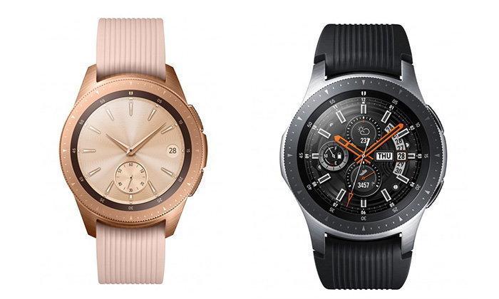 ชมภาพหน้าปัดของSamsung Galaxy Watch 3ยังคงมีขอบหน้าจอแบบหมุนได้เหมือนเดิม