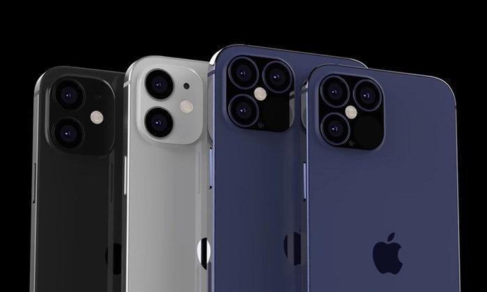ข่าวลือล่าสุด iPhone 12 Pro และ 12 Pro Max อาจมีจอ 120 Hz และบอดีบางกว่าเดิม