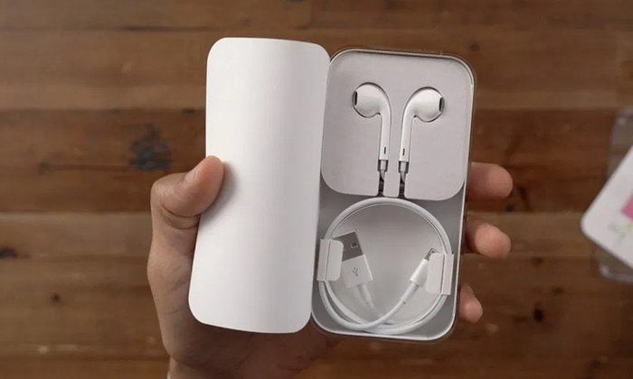 ลือ Apple จะไม่มีหูฟัง EarPods แถมมาให้ในกล่องอีกต่อไป