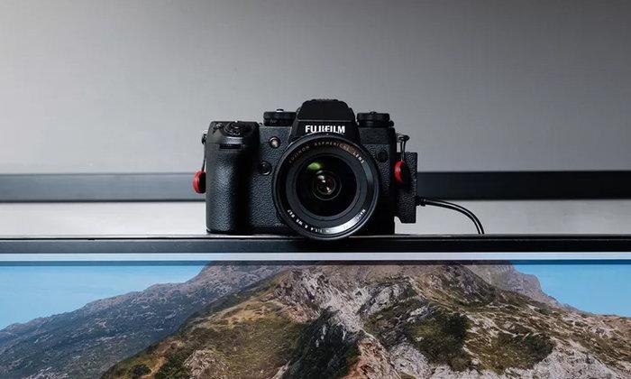 ออกมาแล้ว! Fujifilm ปล่อยแอป X Webcam เวอร์ชัน Mac สำหรับแปลงกล้องให้เป็นเว็บแคม