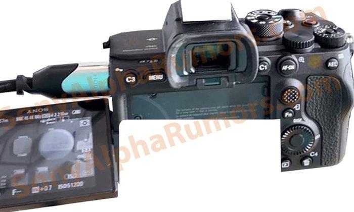 หลุดเพิ่ม! เผยภายหลุดเพิ่มเติมของกล้อง Mirrorless Full-frame Sony A7sIII