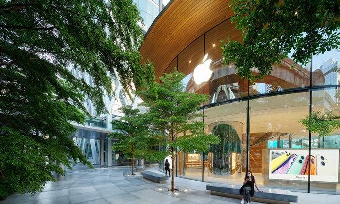 Apple Central World เตรียมเปิดให้บริการในประเทศไทยในวันศุกร์นี้