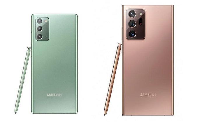 สรุปราคาและโปรโมชั่นของ Samsung Galaxy Note 20และGalaxy Note 20 Ultraเริ่มต้น 15,900 บาท