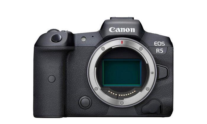 ลือ Canon เตรียมอัปเดตเฟิร์มแวร์ใหม่ให้กล้อง Mirrorless เรือธง Canon EOS R5