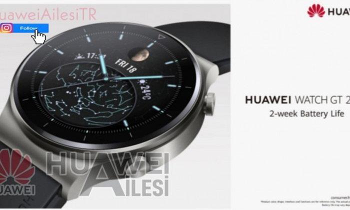 หลุดHuawei Watch GT 2 Proนาฬิกาสุดหรูพร้อมกับฟีเจอร์มากมายกว่ารุ่นเดิม