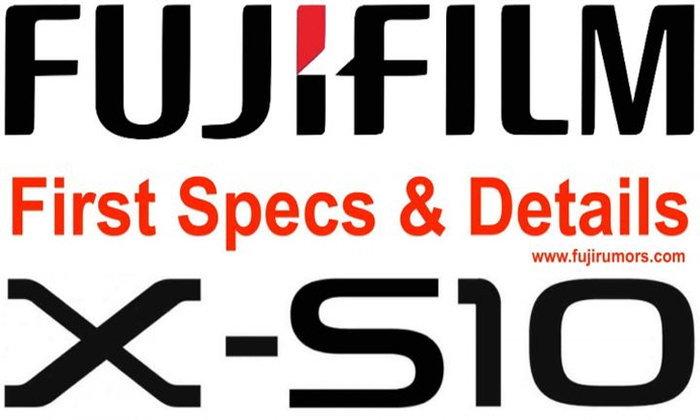 ลือ Fujifilm X-S10 กล้องมิเรอร์เลส APS-C ในระดับ Mid-Range ตัวแรกที่มีกันสั่น 5 แกน