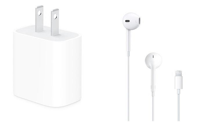 เราไม่แถมแต่เราขาย Apple ลดราคา EarPods เหลือ 690 บาท พร้อมขายอะแดปเตอร์ 20W ในราคาเดียวกัน