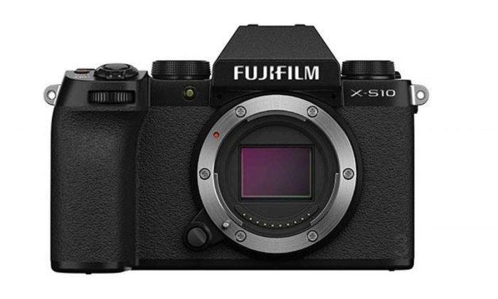 หลุดภาพกล้องมิเรอร์เลสตัวใหม่ Fujifilm X-S10 ก่อนวันเปิดตัว
