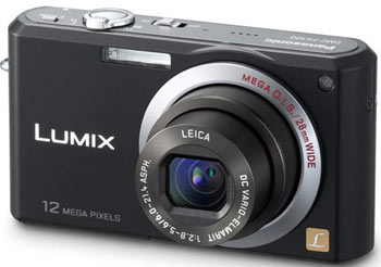 Lumix DMC FX100