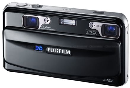กล้องถ่ายรูปดิจิตอล 3D ตัวแรกของโลก