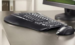 แป้นพิมพ์คอมพิวเตอร์