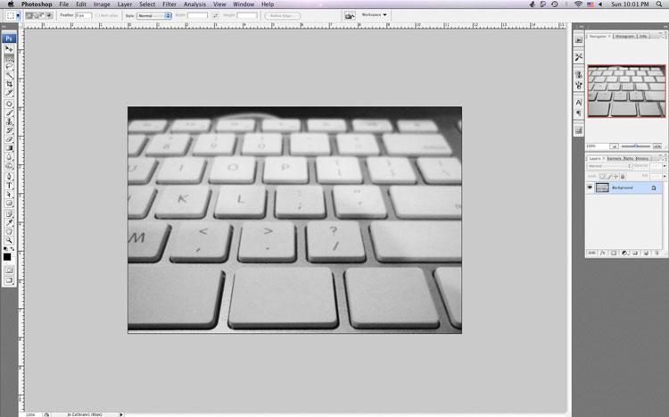 Photoshop เทคนิคการตัดแปะ Logo แบบเนียนๆ