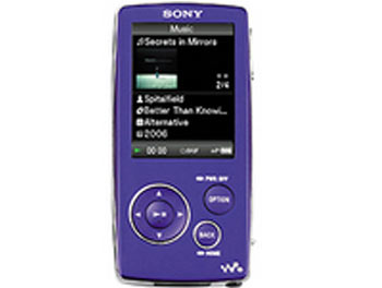 Walkman Video MP3 NW-A806