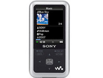 Walkman Video MP3 NWZ-S615F